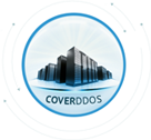 DDoS Protection Powered by COVERDDOS